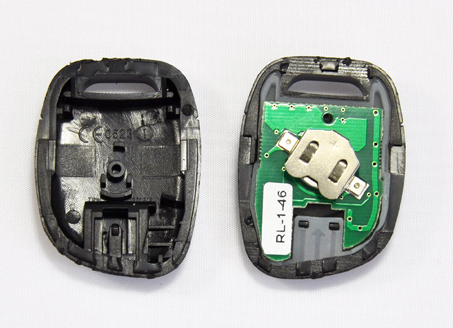 1 Button PCB Board (PCF7946) for Renault