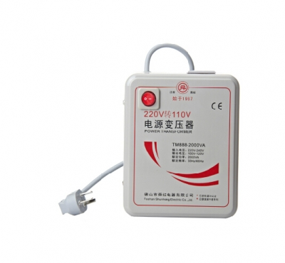 110V to 220V voltage transformer 3000W 220V to 110V voltage changer