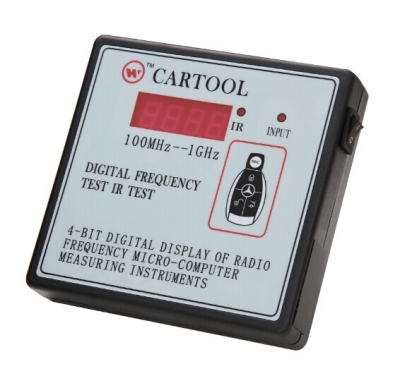CARTOOL IR Infrared Remote Key Frequency Tester Digital detector