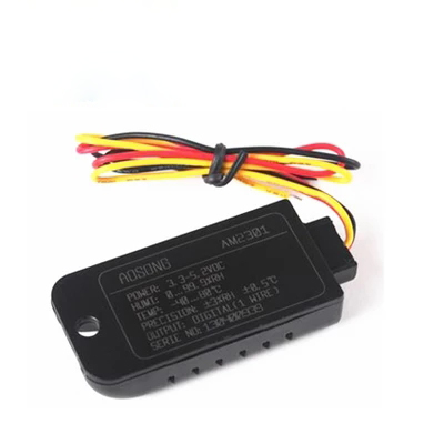 DHT21/AM2301 New Digital-output relative humidity temperature sensor module connect with single-bus-line Sensor can replace SHT10 SHT11