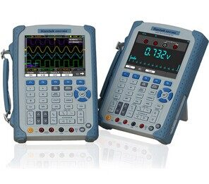 Hantek DSO1050 DSO1060 DSO1200 2 Channels Handheld Digital Oscilloscope