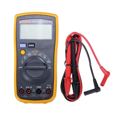 Fluke 15B+ High Performance Digital Multimeter for Mobile Phone Repairs