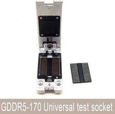 GDDR5 probe  test fixture Development Board