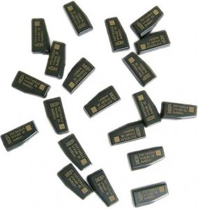 ID 40 Duplicate Chip ID40 Key Transponder Chip Ceramic