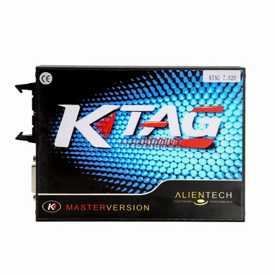 K-TAG V7.020 KTAG ECU Programmer Ksuite V2.23 Master Version with Unlimited Token