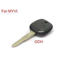 MYVI Transponder Key Shell GDH 5pcs/lot