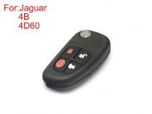 Old Jaguar 4 keys (adjustable 315 and 433 frequency band 4D60 chip)