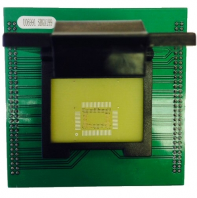 Specialized SBGA199 memory chip adapter for up818 up828