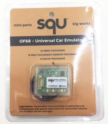 SQU OF68 UNIVERSAL CAR IMMO EMULATOR