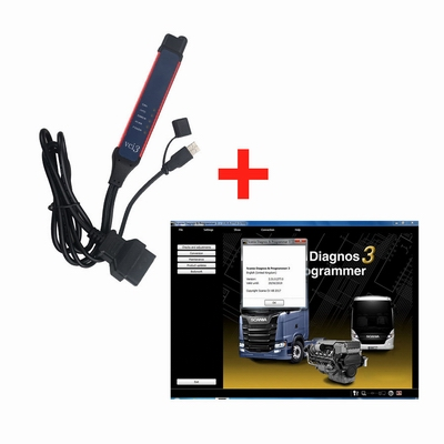 Scania Truck VCI-3 Scanner V2.31 Scania VCI3 Wifi Diagnostic Tool