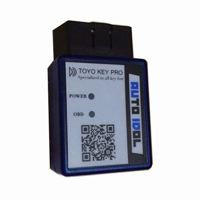TOYO KEY PRO OBD II for Toyota 40/80/128 BIT(4D,4D-G,4D-H) All Key Lost