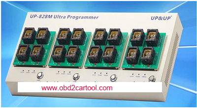 Sedum UP818M flash memory programmer production