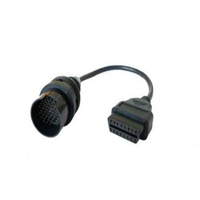 Iveco Daily 38pin to OBD2 Connector Iveco 38pin Truck Diagnostic Cable