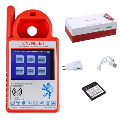 CN900 Mini Transponder key programmer Smart Mini CN900 handheld key maker