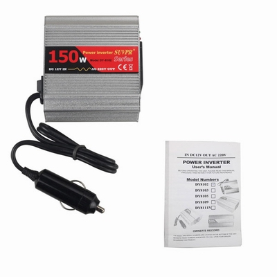150W/ 200W/ 350W/ 500W/ 1000W USB Car Inverter DC 12V to AC 220V
