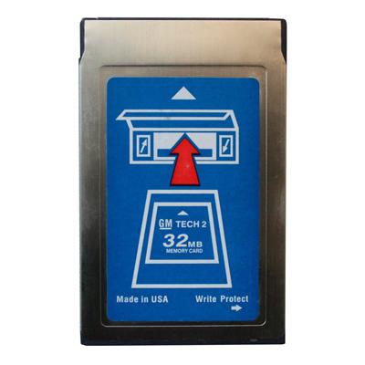Vetronix GM Tech 2 32MB memory card OBD014-CD Car diagnostic