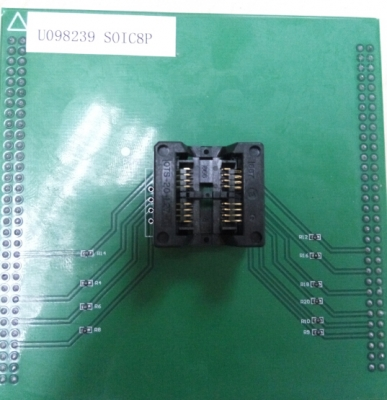 UP-828P Test socket SOIC8P programmer adapter for UP-828P