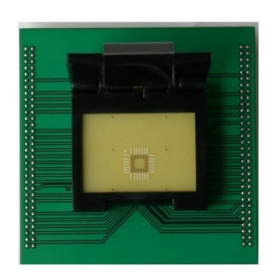 Specialized VBGA64 ic socket adapter for up-818 up-828