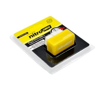 NitroOBD2 Plug and Drive ChipTuning Box NitroOBD2 for Benzine and Diesel Cars