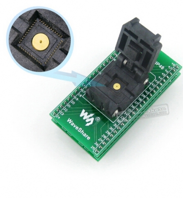 QFN40 TO DIP40 IC Socket QFN40 40 pin adapter