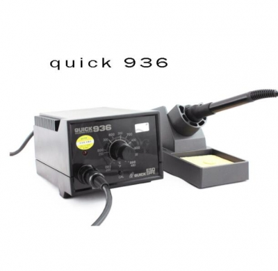 quick 936 60w soldering station repair electronic. Black Bedroom Furniture Sets. Home Design Ideas
