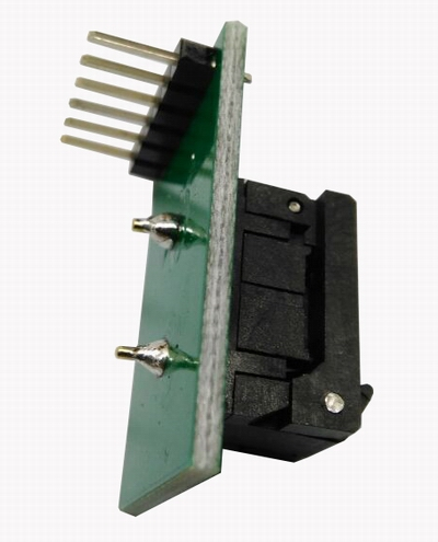 SOT23 programming adapter SOT23-5-0.95 SOT23 socket adapter - Click Image to Close