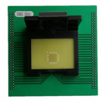 EBGA64 ic socket memory flash adapter for up-818 up-828