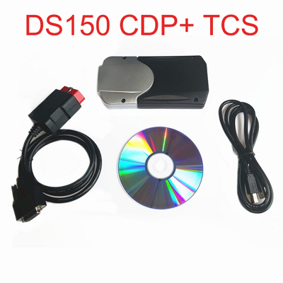 New VCI DS150E Diagnostic tool Ds150e scanner support Autocom Delphi Software