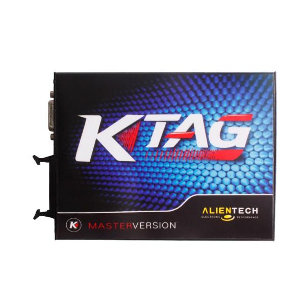 V2 11 KTAG K-TAG ECU Master Unlimited Token V6 070 Clone K