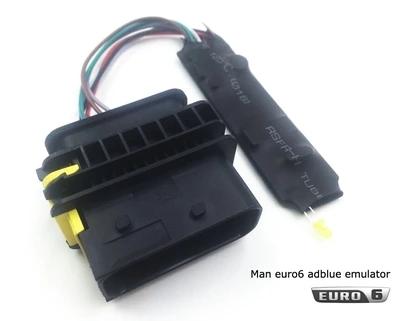 man euro 6 adblue emulator new srs daf volvo scania man. Black Bedroom Furniture Sets. Home Design Ideas